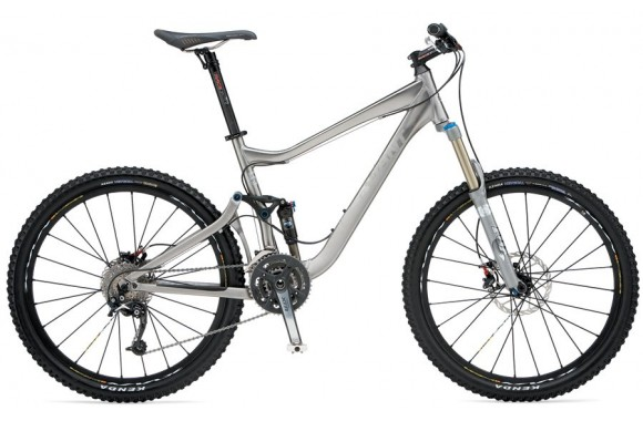 Двухподвесный велосипед Giant Trance X0 (2009)