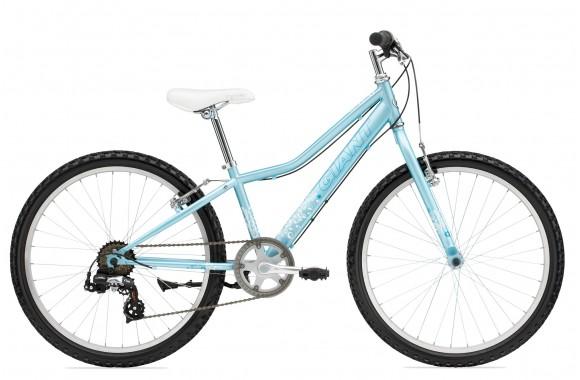 Подростковый велосипед  велосипед Giant Boulder Jr 24 Girls (2011)