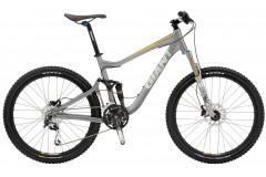Двухподвесный велосипед Giant Trance X2 (2010)
