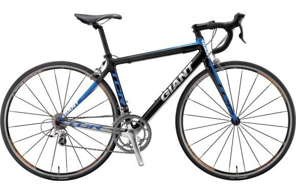 Шоссейный велосипед Giant TCR Alliance 0 (2009)