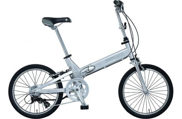 Складной велосипед  велосипед Giant Halfway 7S (2008)