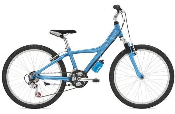 Подростковый велосипед  велосипед Giant MTX 225 Fs Girls (2007)