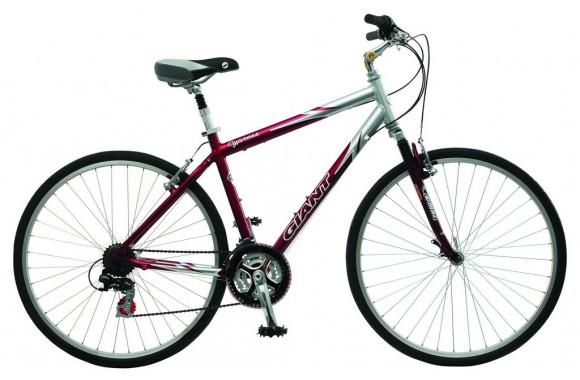 Комфортный велосипед  велосипед Giant Cypress (2007)