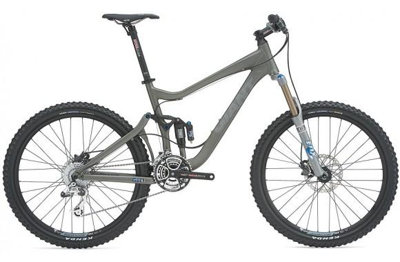 Двухподвесный велосипед Giant REIGN 0 (2008)