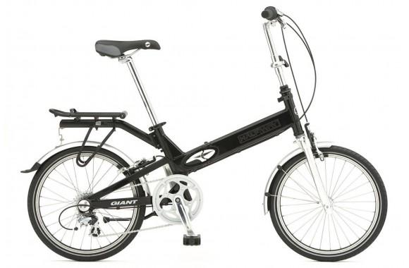 Складной велосипед  велосипед Giant HALFWAY (2010)