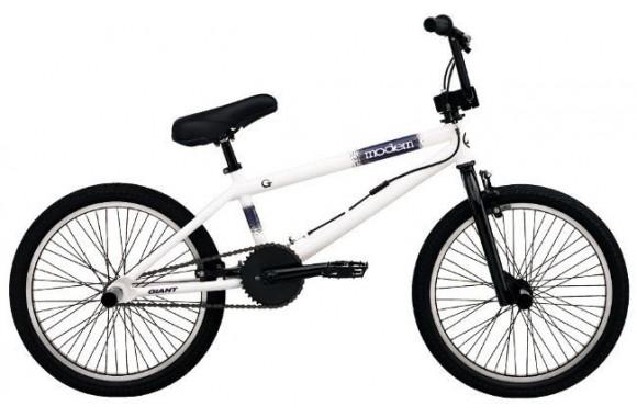 Экстремальный велосипед  велосипед Giant Modem G (2006)