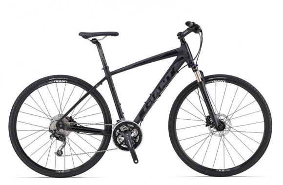 Городской велосипед Giant Roam 0 Disc LTD (2014)