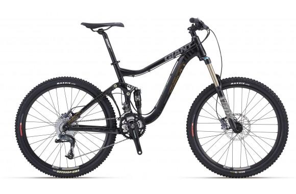 Двухподвесный велосипед Giant Reign 2 (2012)