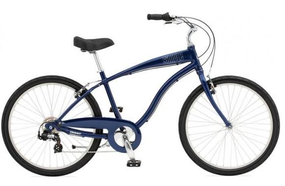Комфортный велосипед  велосипед Giant Simple Seven (2010)