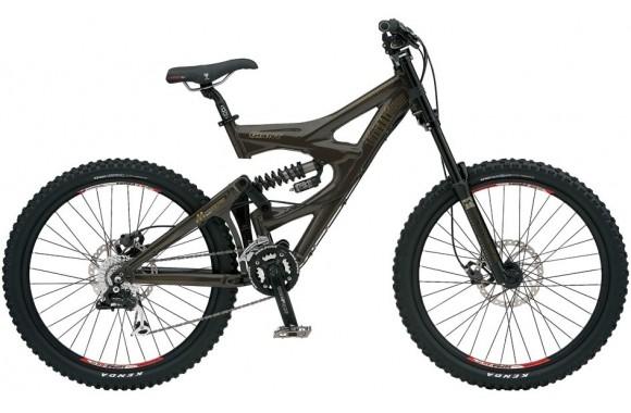 Двухподвесный велосипед Giant Faith 2 (2006)