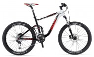 Двухподвесный велосипед Giant Trance X 3 (2013)