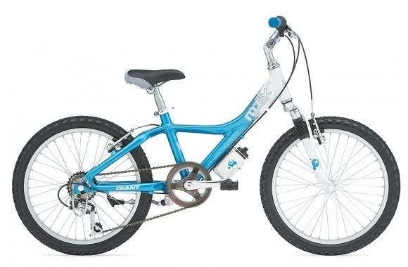 Детский велосипед Giant MTX 125 FS girls (2008)