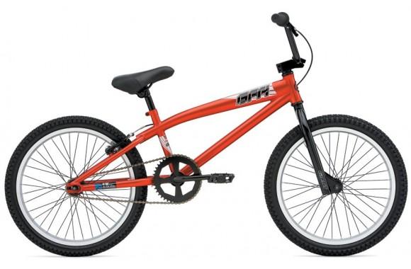 Экстремальный велосипед  велосипед Giant GFR FW (2009)
