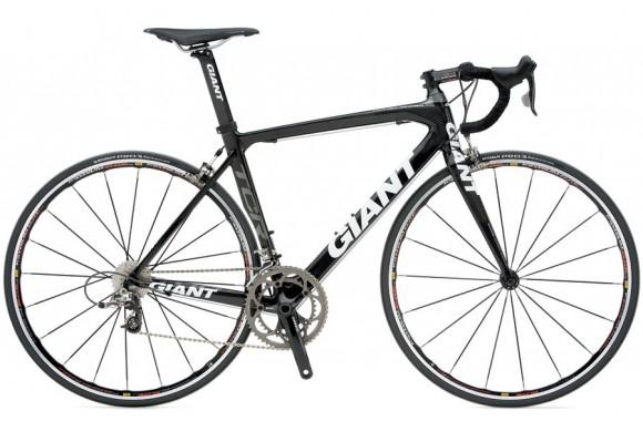Шоссейный велосипед Giant TCR Advanced 1 (2009)