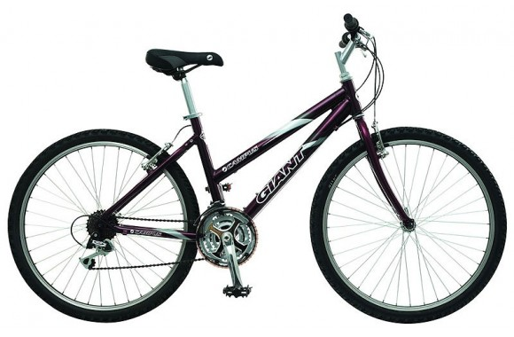 Горный велосипед  велосипед Giant Campus W (2008)
