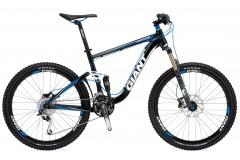 Двухподвесный велосипед Giant Trance X2 (2011)