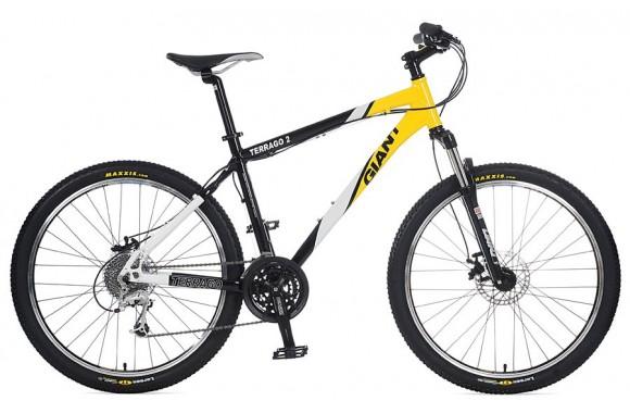 Горный велосипед  велосипед Giant Terrago 2 (2009)