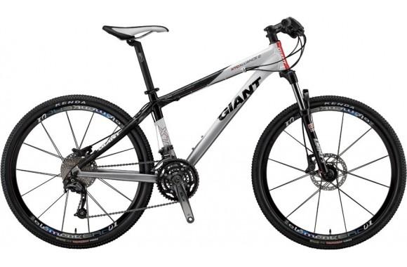 Горный велосипед Giant XtC Alliance 2 (2009)