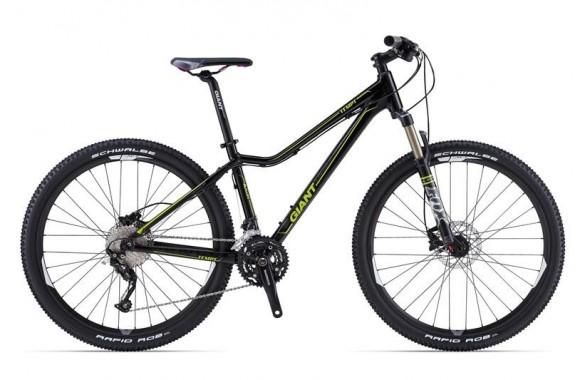 Женский велосипед  велосипед Giant Tempt 27.5 0 (2014)