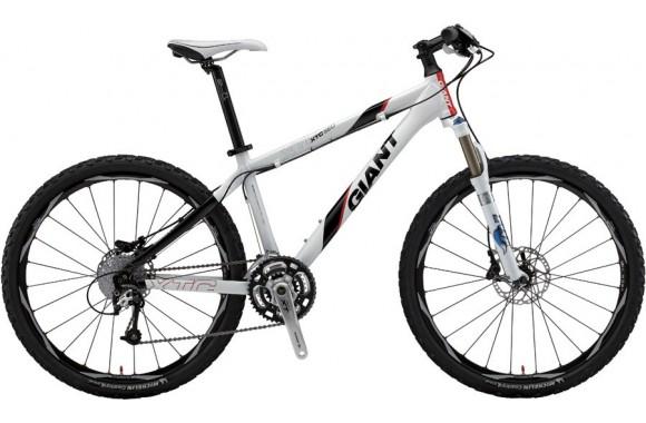 Горный велосипед Giant XtC SE 0 (2009)