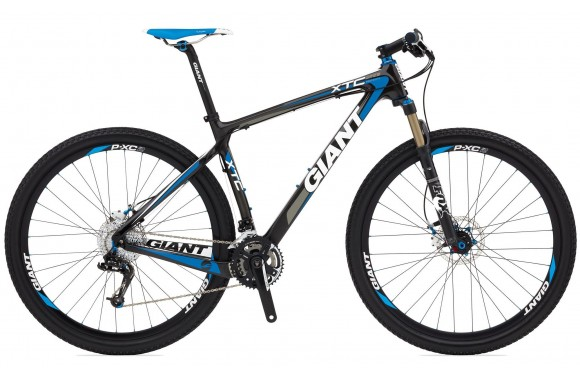 Горный велосипед Giant XTC Composite 29er 0 (2012)