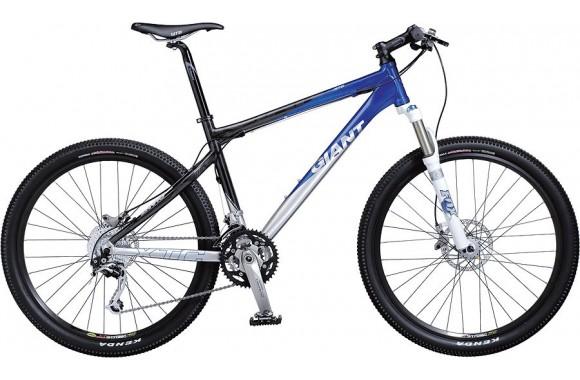 Горный велосипед Giant XtC Alliance 0 Disc (2008)