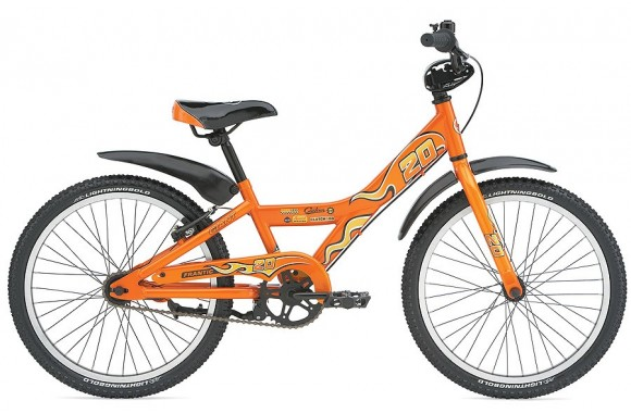 "Детский велосипед  велосипед Giant Frantic 20"" (2008)"