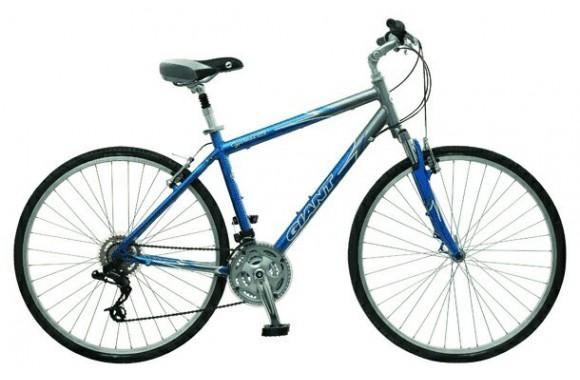 Комфортный велосипед  велосипед Giant Cypress SE (2008)