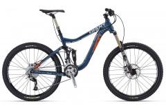 Двухподвесный велосипед Giant Reign 0 (2012)