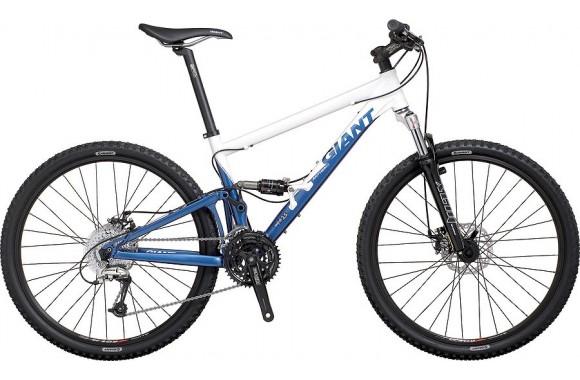 Двухподвесный велосипед  велосипед Giant ANTHEM S (Deore) (2008)
