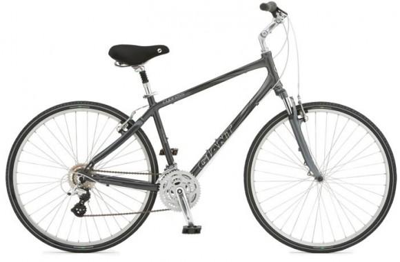 Комфортный велосипед  велосипед Giant Cypress New (2007)
