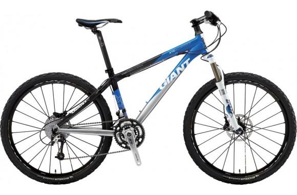 Горный велосипед Giant XtC Alliance 0 (2009)