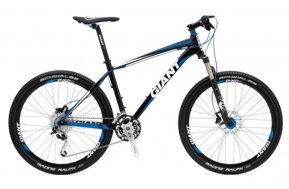 Горный велосипед Giant XTC 1 (2011)
