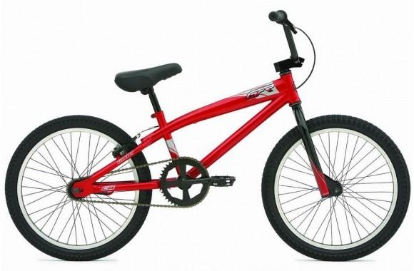 Экстремальный велосипед Giant GFR Coaster Red (2007)