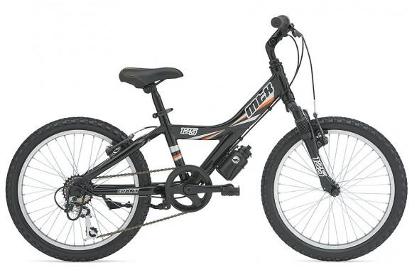 Детский велосипед  велосипед Giant MTX 125 FS boys (2008)