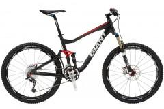 Двухподвесный велосипед Giant Trance X1 (2010)