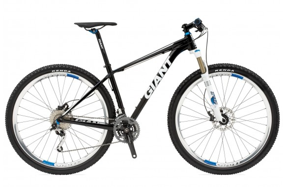 Горный велосипед  велосипед Giant XtC 29er 1 (2010)