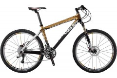 Горный велосипед Giant XtC Advanced SL 1 (2009)