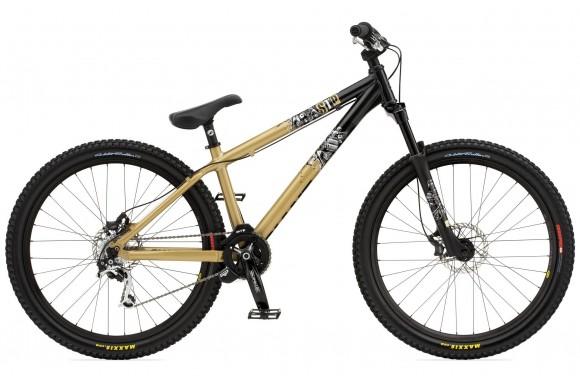 Экстремальный велосипед  велосипед Giant STP 0 (2010)