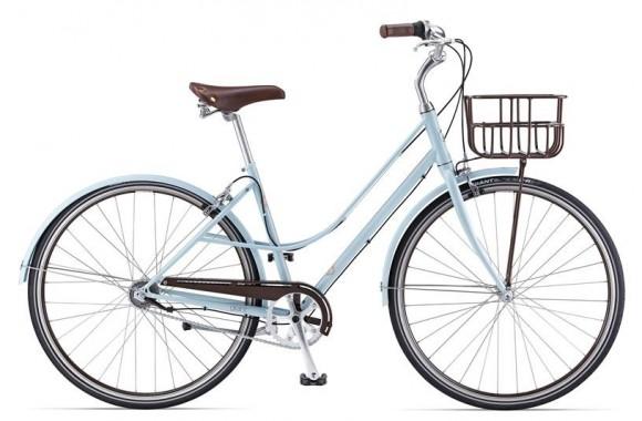 Женский велосипед Giant Via 1 W (2014)