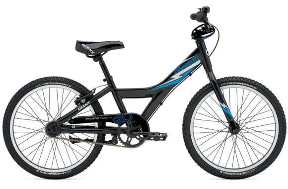 Детский велосипед Giant Frantic (2009)