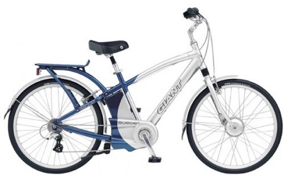 Комфортный велосипед  велосипед Giant Suede (2006)