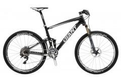 Двухподвесный велосипед Giant Anthem X Advanced SL 0 (2011)