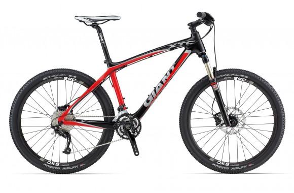 Горный велосипед Giant XTC Composite 2 (2013)