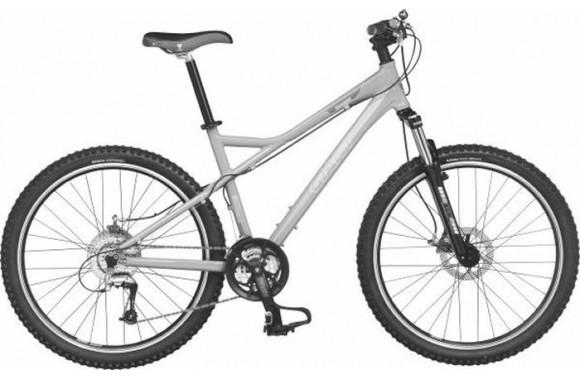 Горный велосипед  велосипед Giant Terrago Enduro New (2007)