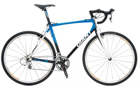 Шоссейный велосипед Giant TCX 0 (2009)