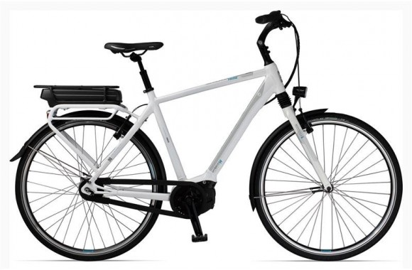 Электровелосипед  велосипед Giant Prime E+ (2014)