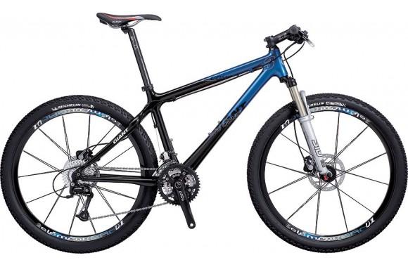 Горный велосипед Giant XtC Composite 3 (2008)