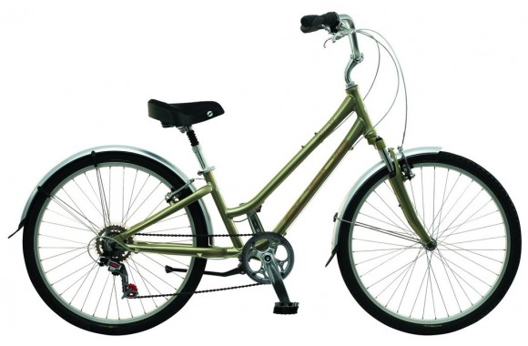 Женский велосипед  велосипед Giant Suede LDS (2007)