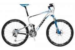 Двухподвесный велосипед Giant Anthem X1 (2011)